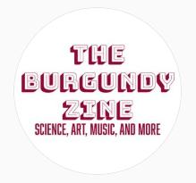 The Burgundy Zine Logo | Vanguard CEO talks doctors reviews online | Vanguard Communications | Denver | San Jose | Jacksonville