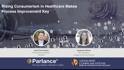 Rising Consumerism in Healthcare Makes Process Improvement Key