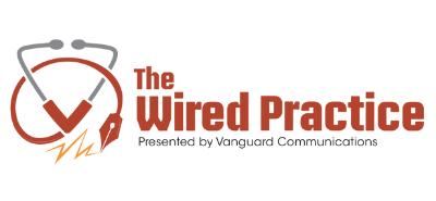 The Wired Practice Logo for Medical Marketing and Management Blog | Vanguard Communications | Denver, CO | San Jose, CA | Jacksonville, FL