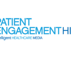 Patient Engagement HIT Logo | Vanguard Communications | Denver, CO | San Jose, CA