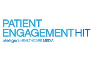 Patient Engagement HIT Logo | Vanguard Communications | Denver, CO | San Jose, CA