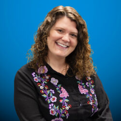 Head shot of Aurelia Vanderkolk, email marketing specialist | Vanguard Communications | Denver, CO