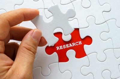 Puzzle piece saying research for study on COVID-19 deaths   Vanguard Communications   Denver, CO   San Jose, CA