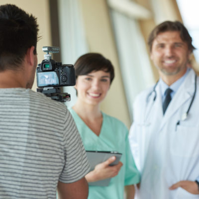 PR 101: How Physicians Can Earn Media Attention