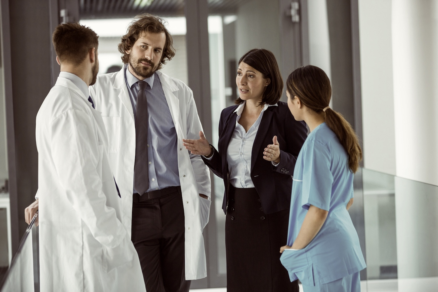 Physician Partners Meeting to Hire Medical Marketers | Vanguard Communications | Denver, CO | San Jose, CA